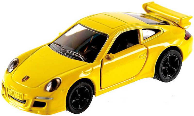 SIKU Auto Porsche 911 sportovníí KOV + PLAST