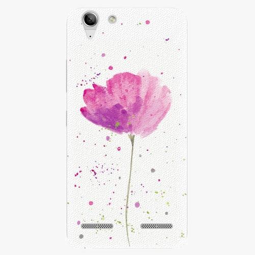 Plastový kryt iSaprio - Poppies - Lenovo Vibe K5