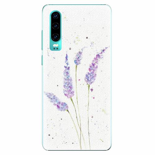Plastový kryt iSaprio - Lavender - Huawei P30