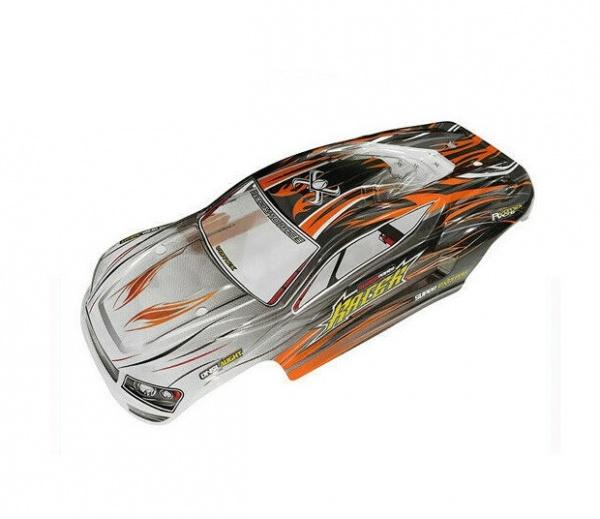 Truggy Racer 4WD 1:16 2.4GHz RTR - oranžový