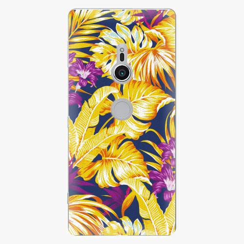 Plastový kryt iSaprio - Tropical Orange 04 - Sony Xperia XZ2