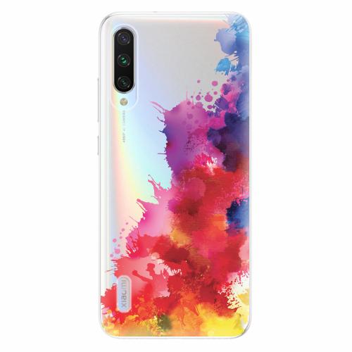 Silikonové pouzdro iSaprio - Color Splash 01 - Xiaomi Mi A3