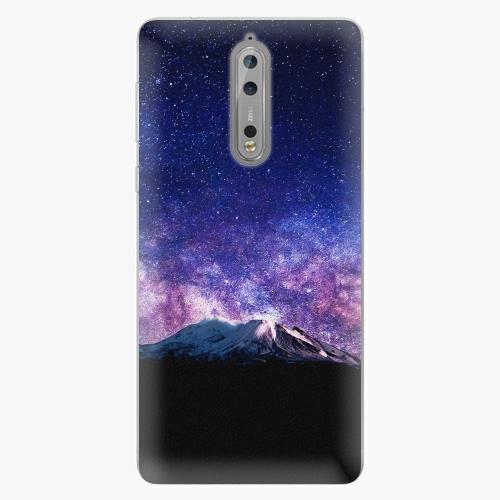 Plastový kryt iSaprio - Milky Way - Nokia 8
