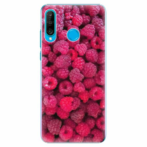 Plastový kryt iSaprio - Raspberry - Huawei P30 Lite