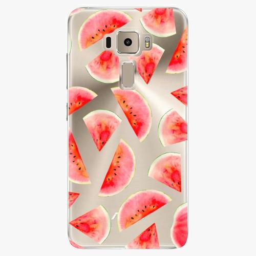 Plastový kryt iSaprio - Melon Pattern 02 - Asus ZenFone 3 ZE520KL