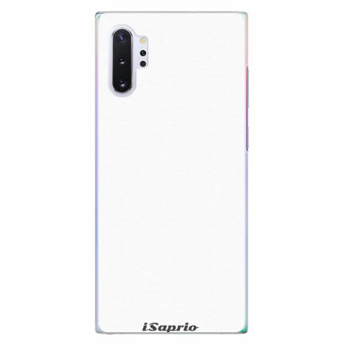 Plastový kryt iSaprio - 4Pure - bílý - Samsung Galaxy Note 10+