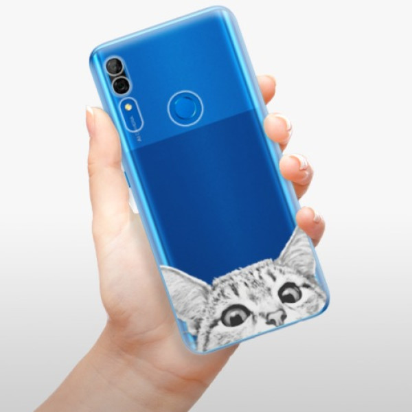 Odolné silikonové pouzdro iSaprio - Cat 02 - Huawei P Smart Z