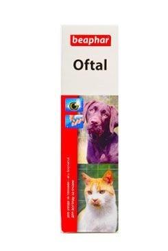 Beaphar oční kapky Oftal pes, kočka 50ml