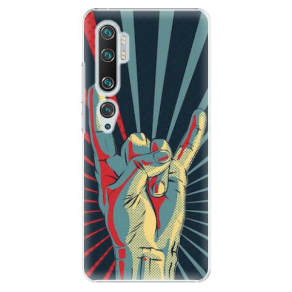 Plastové pouzdro iSaprio - Rock - Xiaomi Mi Note 10 / Note 10 Pro