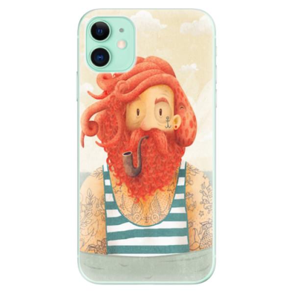 Odolné silikonové pouzdro iSaprio - Sailor - iPhone 11