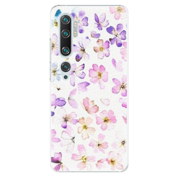 Plastové pouzdro iSaprio - Wildflowers - Xiaomi Mi Note 10 / Note 10 Pro