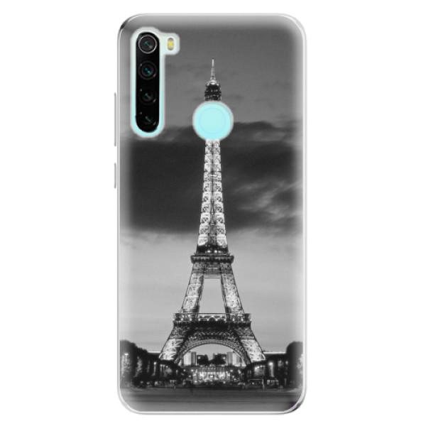 Odolné silikonové pouzdro iSaprio - Midnight in Paris - Xiaomi Redmi Note 8