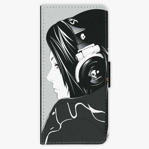 Flipové pouzdro iSaprio - Headphones - Samsung Galaxy Note 8