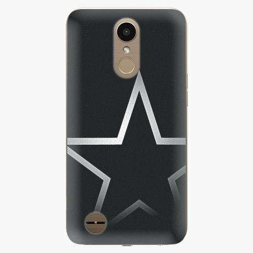 Plastový kryt iSaprio - Star - LG K10 2017