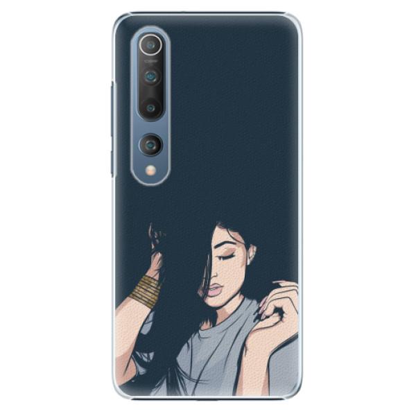 Plastové pouzdro iSaprio - Swag Girl - Xiaomi Mi 10 / Mi 10 Pro