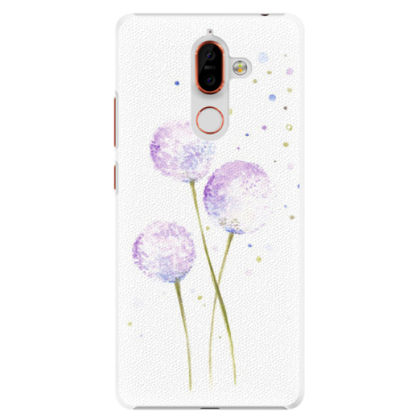 Plastové pouzdro iSaprio - Dandelion - Nokia 7 Plus