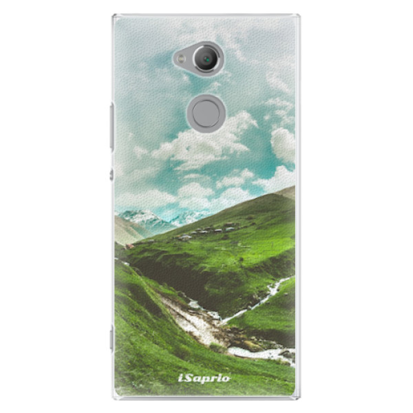 Plastové pouzdro iSaprio - Green Valley - Sony Xperia XA2 Ultra