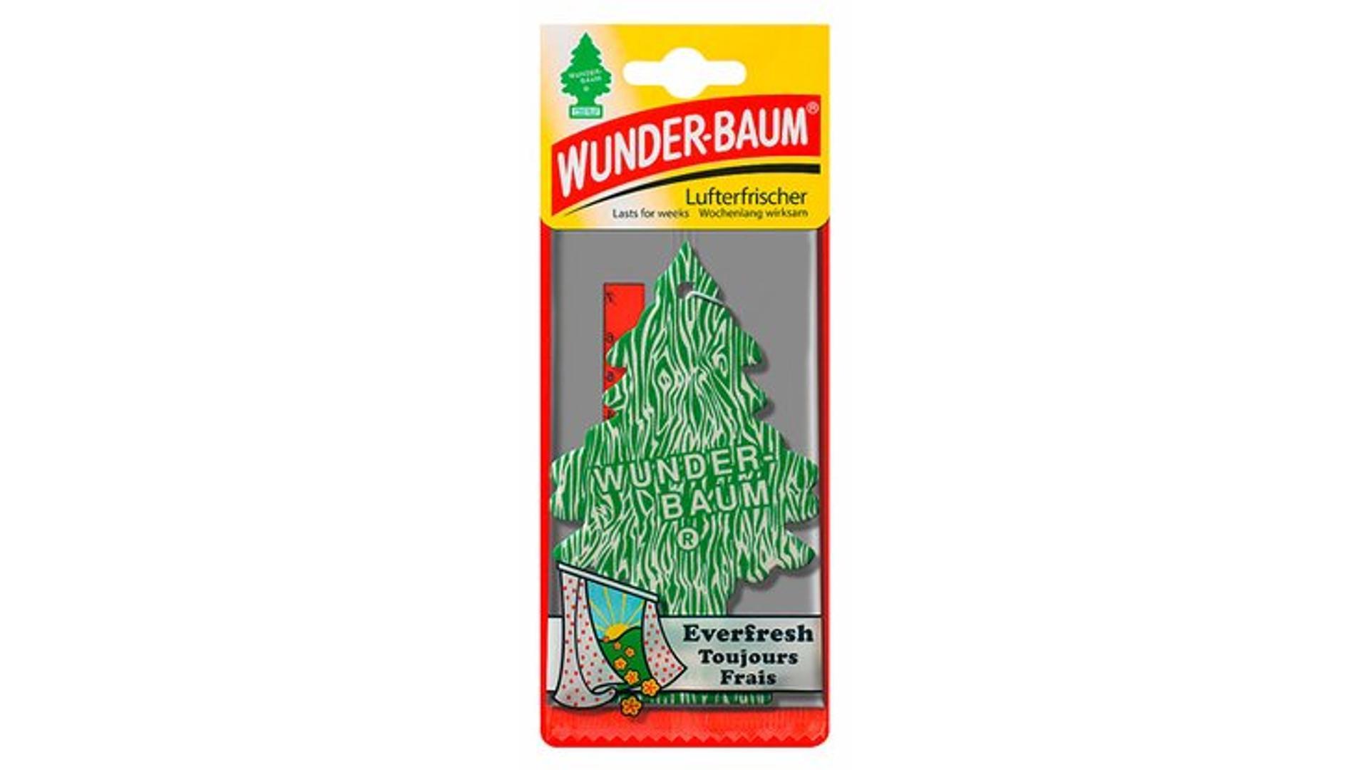 WUNDER BAUM Osvěžovač vzduchu Everfresh