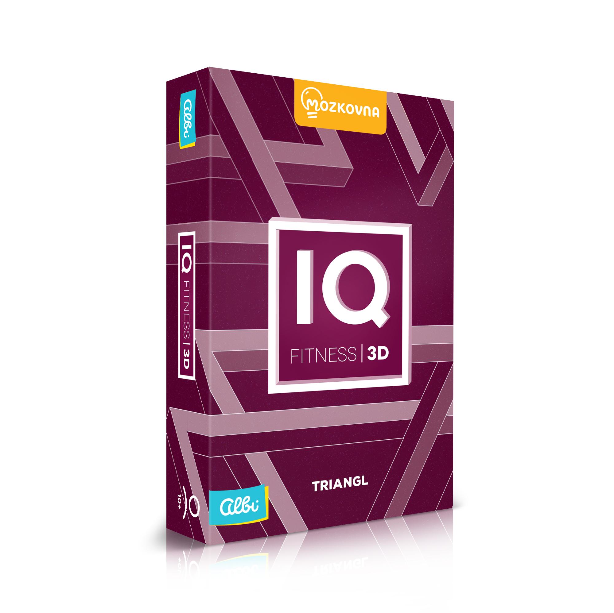 IQ Fitness 3D - Triangl