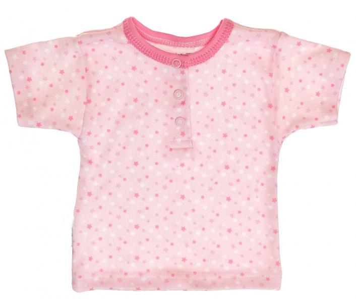 Bavlněné Polo tričko s krátkým rukávem