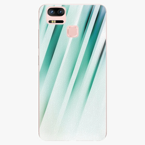 Plastový kryt iSaprio - Stripes of Glass - Asus ZenFone 3 Zoom ZE553KL