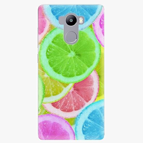 Plastový kryt iSaprio - Lemon 02 - Xiaomi Redmi 4 / 4 PRO / 4 PRIME