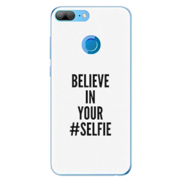 Odolné silikonové pouzdro iSaprio - Selfie - Huawei Honor 9 Lite