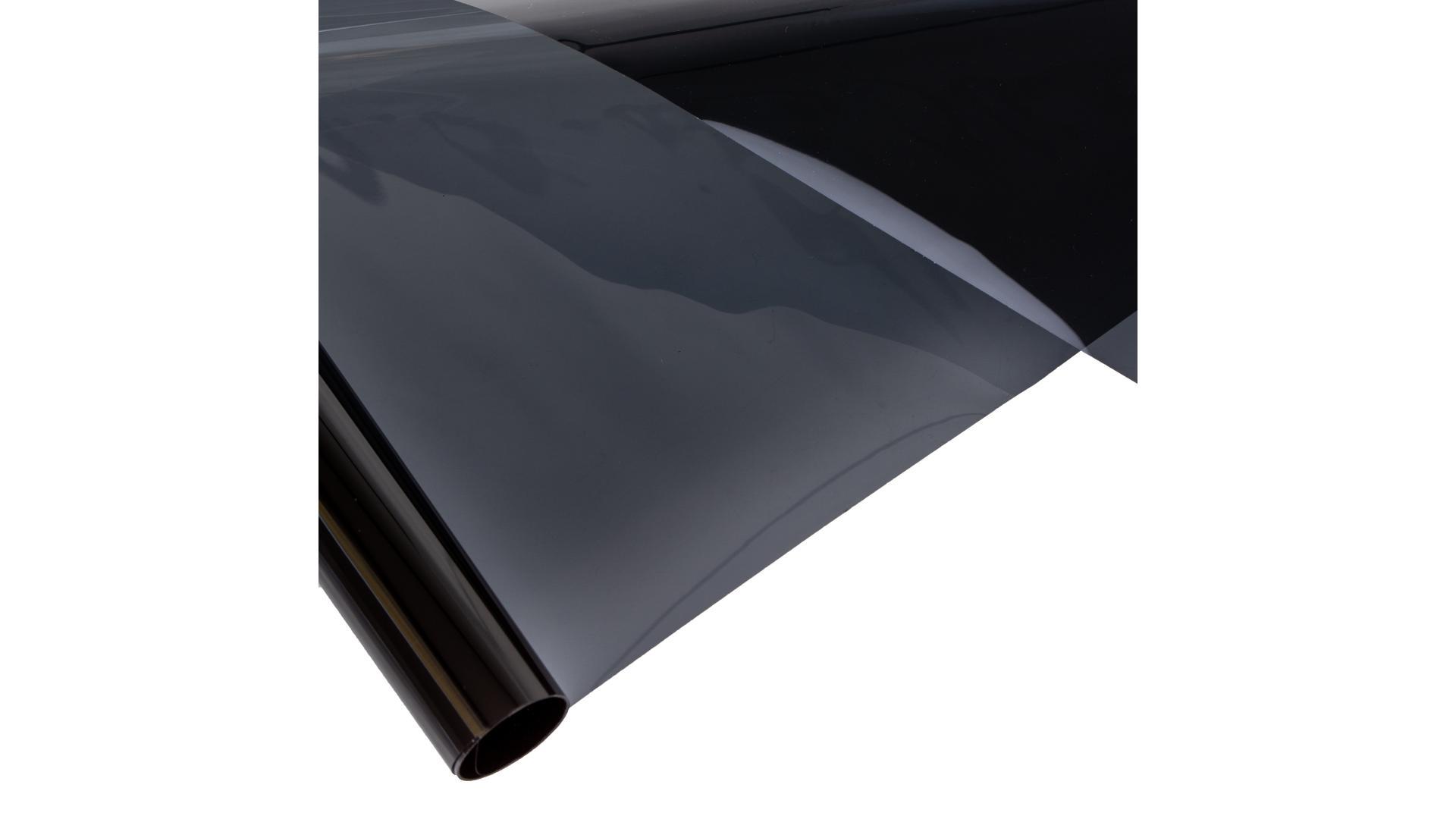 4CARS Tínící pruh čelního skla 20x150cm, černá