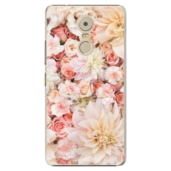 Plastové pouzdro iSaprio - Flower Pattern 06 - Lenovo K6 Note