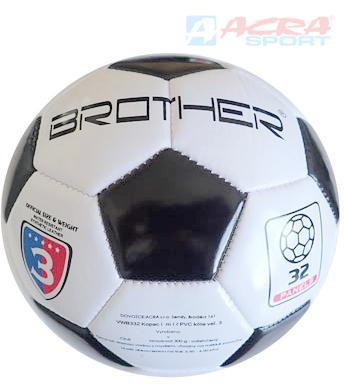 ACRA Kopací (fotbalový) míč Shanghai vel.3 pro mládežnickou kopanou Brother