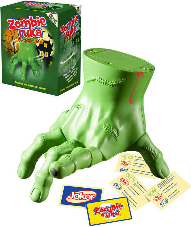 EP Line HRA Cool Games Zombie ruka Na koho ukáže?