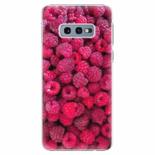 Plastový kryt iSaprio - Raspberry - Samsung Galaxy S10e