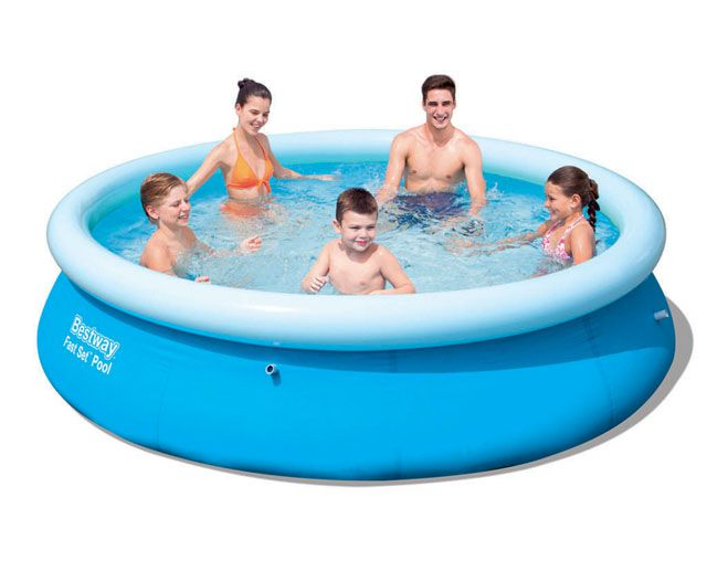 Bazén samostavěcí 305 x 76 cm