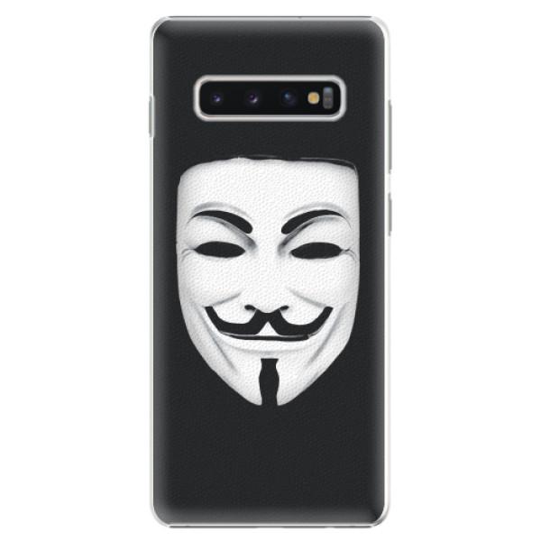 Plastové pouzdro iSaprio - Vendeta - Samsung Galaxy S10+