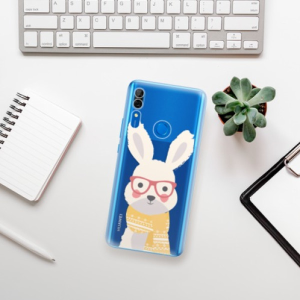 Odolné silikonové pouzdro iSaprio - Smart Rabbit - Huawei P Smart Z