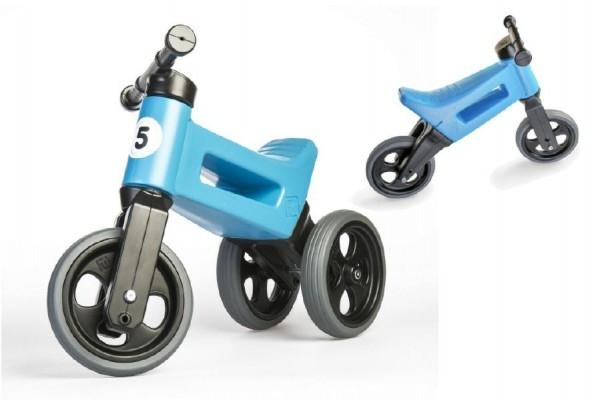 odrazedlo-modre-funny-wheels-2v1-vyska-sedadla-nastavitelna-28-31cm-nosnost-50kg-18m
