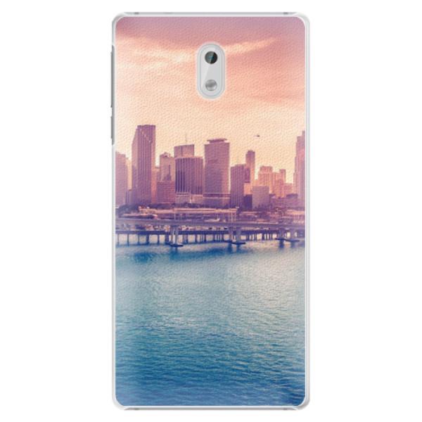 Plastové pouzdro iSaprio - Morning in a City - Nokia 3
