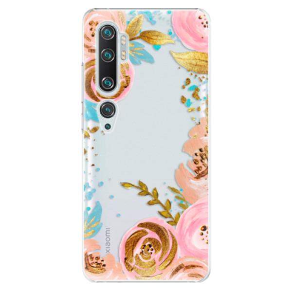 Plastové pouzdro iSaprio - Golden Youth - Xiaomi Mi Note 10 / Note 10 Pro
