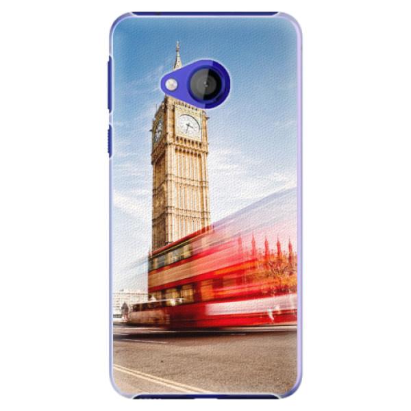 Plastové pouzdro iSaprio - London 01 - HTC U Play