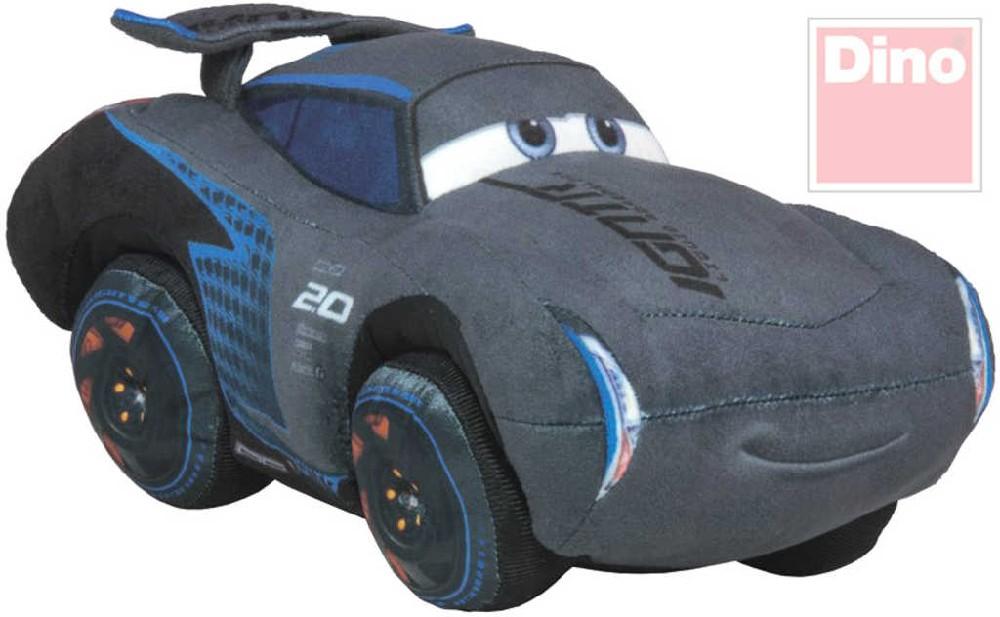 DINO PLYŠ Auto Cars 3 Jackson Storm 25cm (Auta) *PLYŠOVÉ HRAČKY*