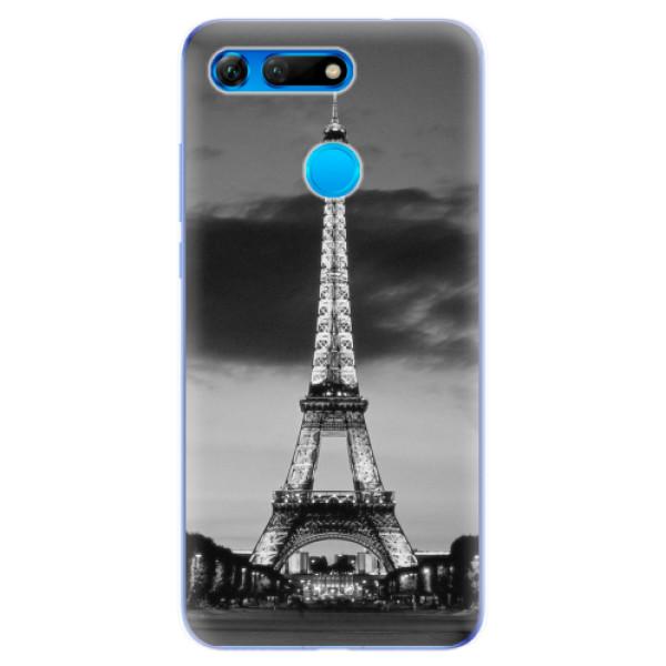 Odolné silikonové pouzdro iSaprio - Midnight in Paris - Huawei Honor View 20