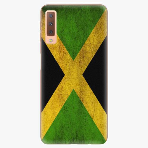 Plastový kryt iSaprio - Flag of Jamaica - Samsung Galaxy A7 (2018)
