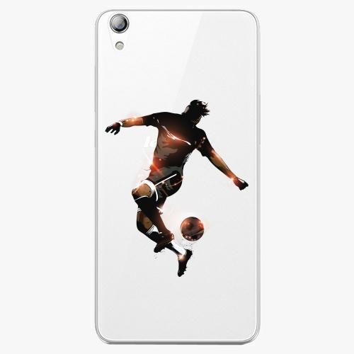 Plastový kryt iSaprio - Fotball 01 - Lenovo S850