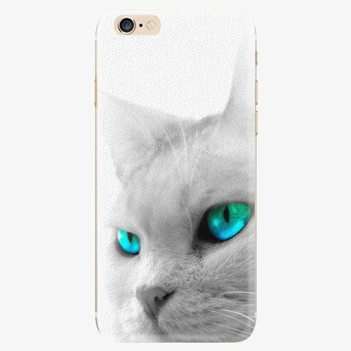 Silikonové pouzdro iSaprio - Cats Eyes - iPhone 6/6S