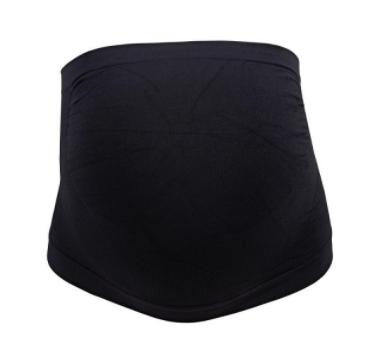 Medela těhotenský břišní pás černý, vel. L - L (40)