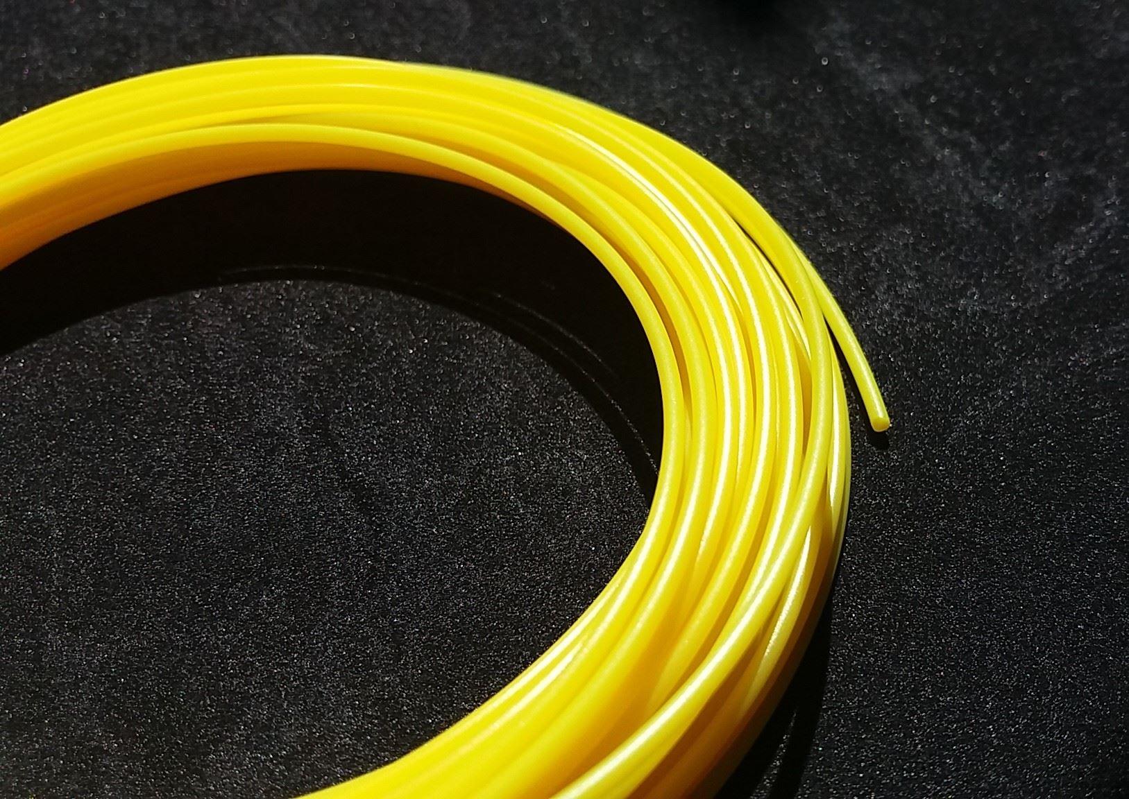 Náplně do 3D pera s LCD displejem - žlutá