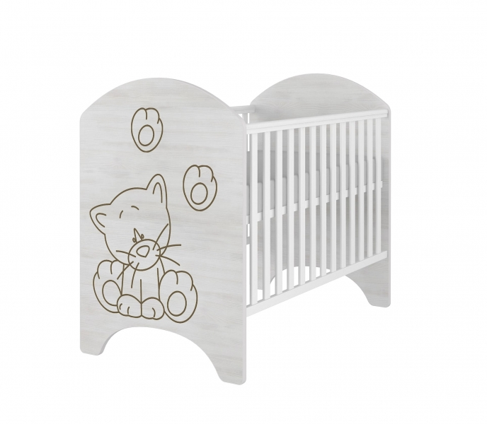 babyboo-detska-postylka-lux-s-vyrezem-kocicka-120x60cm