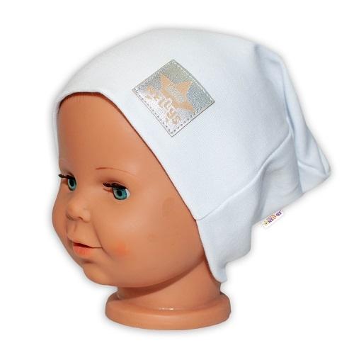 baby-nellys-hand-made-detska-funkcni-cepice-s-dvojitym-lemem-bila-48-50-cepicky-obvod