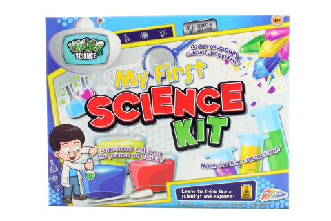 Vědecká experimentální sada