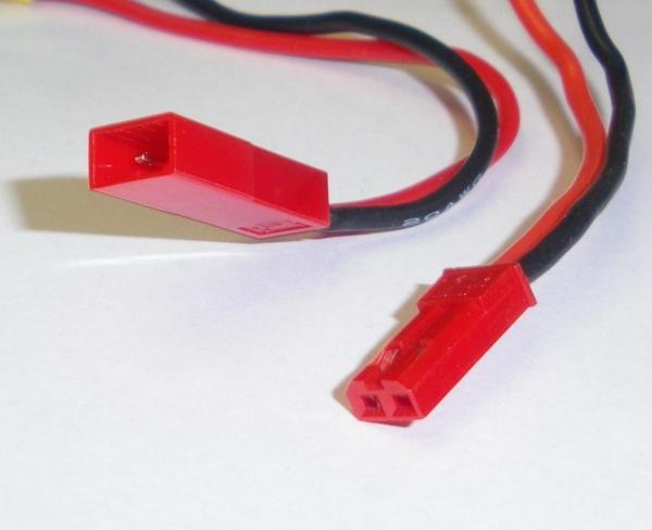 1200mAh 3,7V Akumulátor lipo - JST konektor
